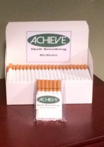 Achieve Quit Smoking Mild Menthol- 1 Month Supply
